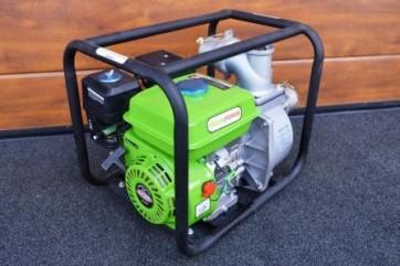 Võimas bensiinimootoriga veepump 66000l/h