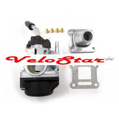 CARBURETOR PERFORMANCE 15MM