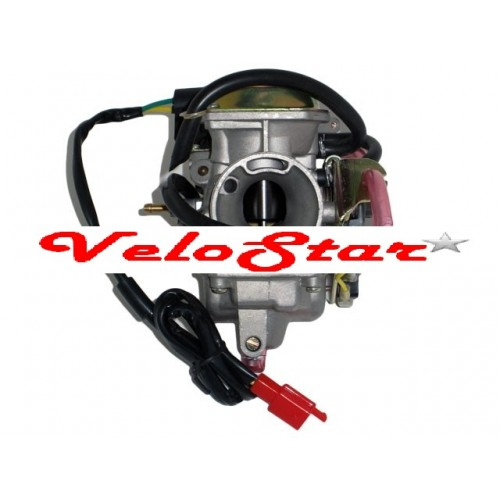 CARBURETOR 26MM PD26,GY6-125/150CC