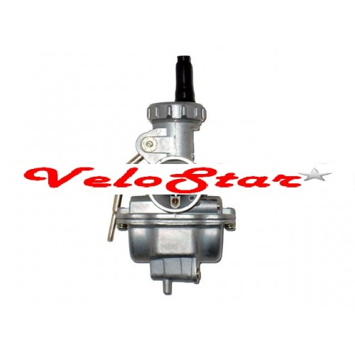 CARBURETOR for moped 50/ 72 cc