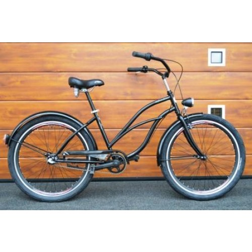 BEACH CRUISER BCR-26-3-BL